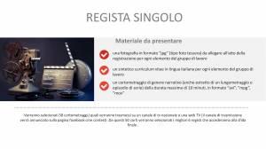Cinecontest   In palio 50'000 euro per una produzione cinematografica