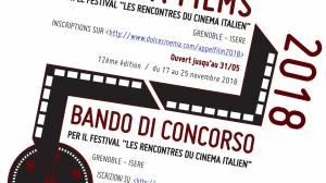 Les Rencontre du Cinema Italien à Grenoble & en Isère