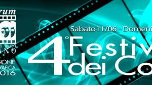 Cinestesia 2016 - 4° Festival dei Corti