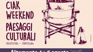 Ciak Weekend - Paesaggi culturali