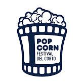 "Logo of ""Pop Corn"" Festival del corto"