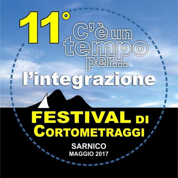 """Logo of Festival di cortometraggi """"C'è un tempo per... l'integrazione"""""""