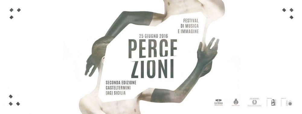Logo of Percezioni - Festival di Musica e Immagine