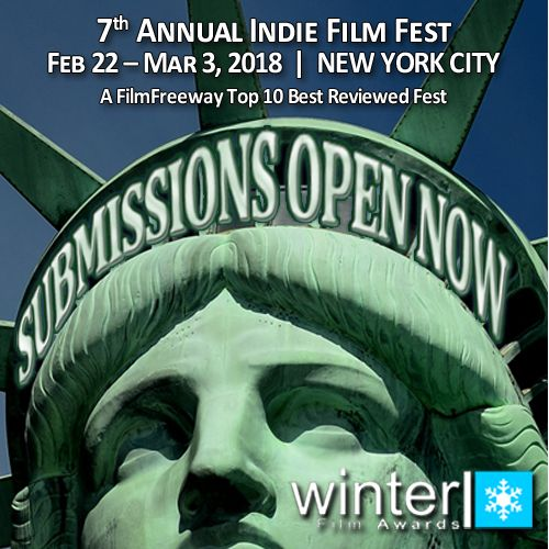 Logo of Winter Film Awards Indie Film Festival