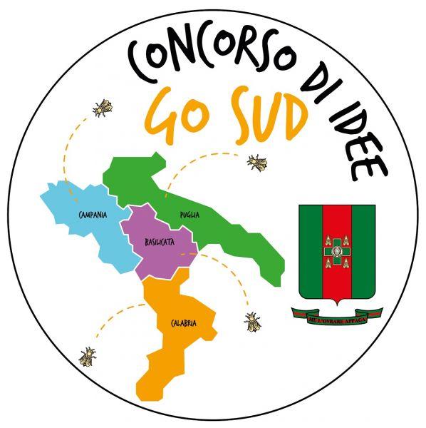 Logo of Go Sud 2017. Alla ricerca del possibile nei luoghi della cultura