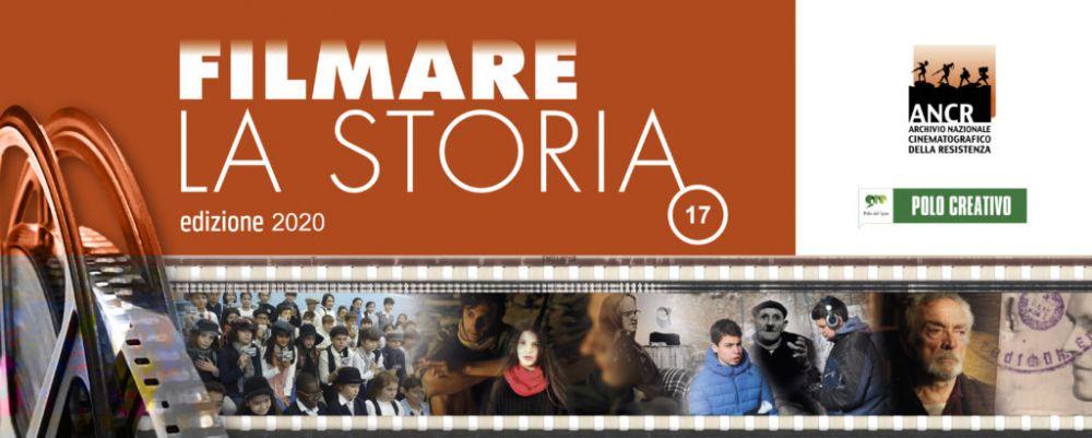 Logo of Filmare la Storia 2020
