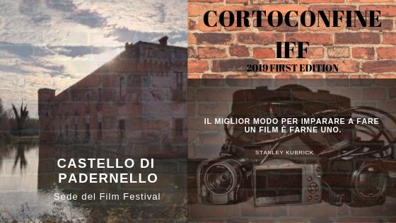 Logo of CortoConfineIFF