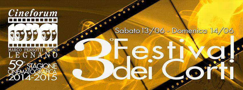 Logo of Cinestesia 2015 - 3° Festival dei Corti