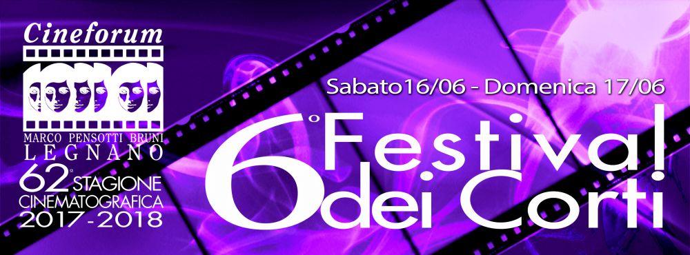 Logo of Cinestesia 2018 - 6° Festval dei Corti