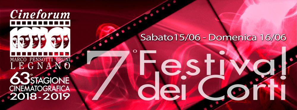 Logo of Cinestesia 2019 - 7° Festival dei Corti