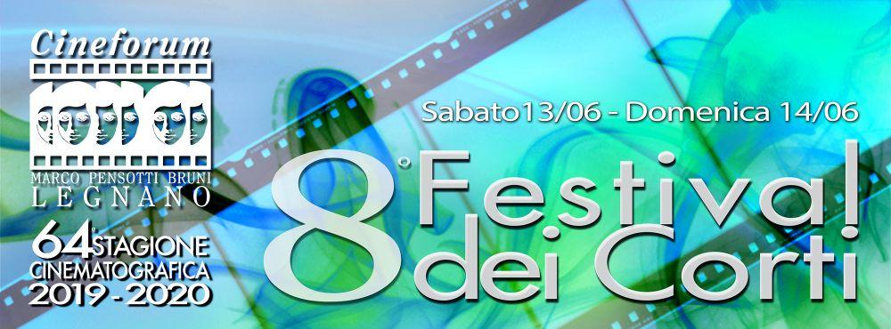 Logo of Cinestesia 2020 - 8° Festival dei Corti