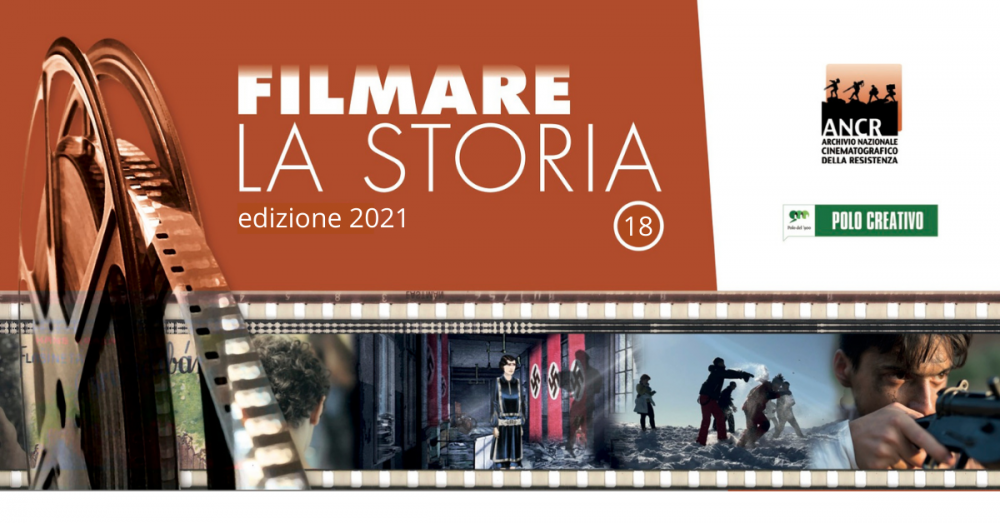 Logo of Filmare la Storia 2021