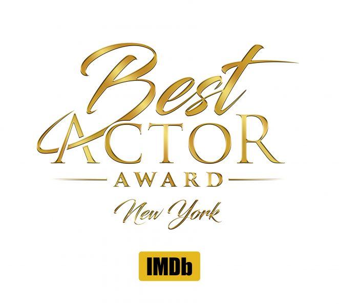 Logo of Best Actor Award - New York