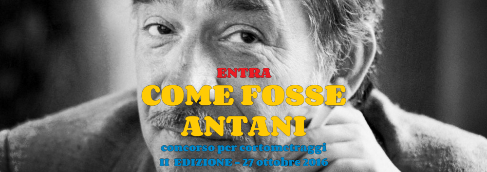 Logo of COME FOSSE ANTANI