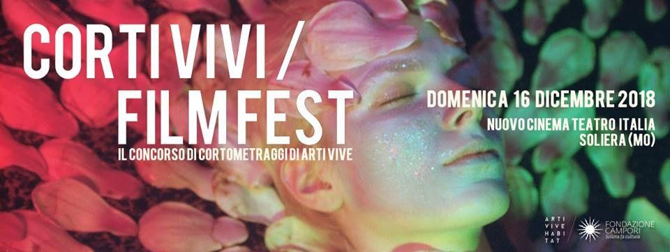 Logo of Corti Vivi Film Fest