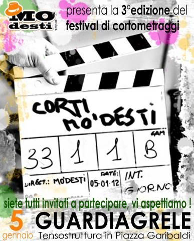 Logo of Corti Mo'desti