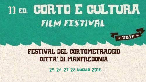 Logo of Corto e Cultura Film Festival nelle Mura di Manfredonia