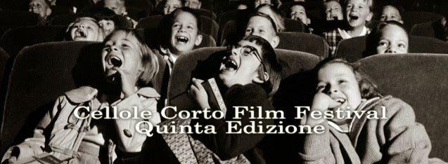 Logo of Cellole Corto Film Festival Quinta Edizione