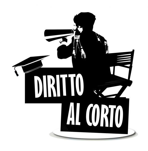Logo of Diritto al Corto - Festival internazionale del cortometraggio socio-giuridico