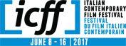 Logo of Italian Contemporary Film Festival Canada