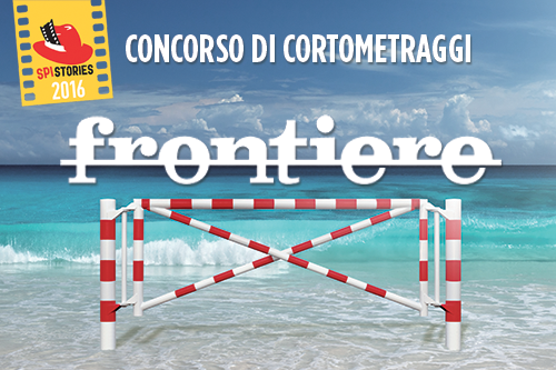 Logo of Spi Stories - Frontiere