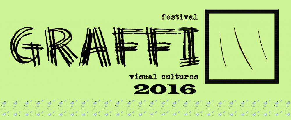 Logo of GRAFFI - festival of visual cultures