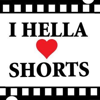 Logo of I Hella Love Shorts