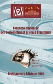 Logo of ZONTA SHORT FESTIVAL, CORTO DI DONNA