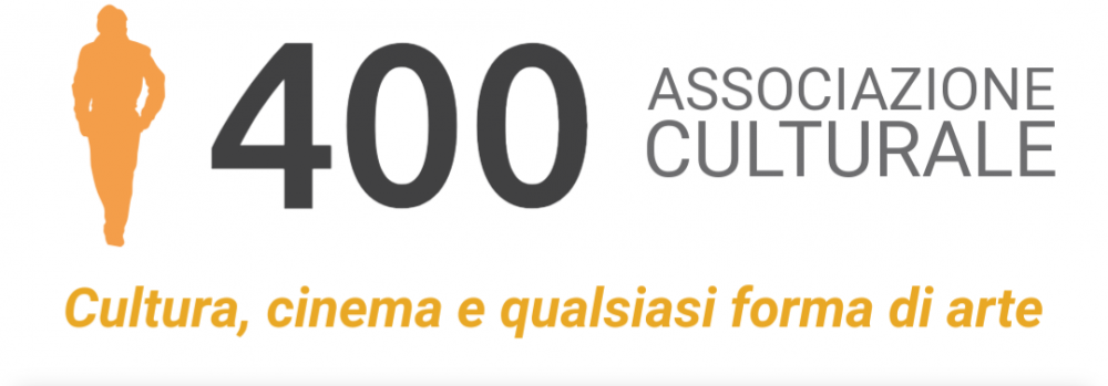 "Logo of  ""I 400 Corti Film Fest"""