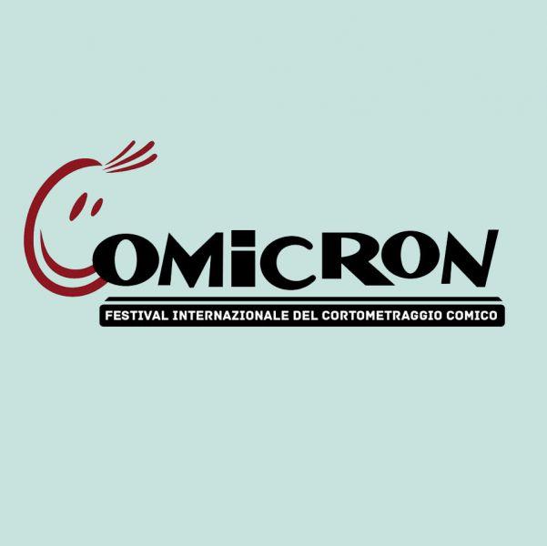 Logo of Comicron - Festival Internazionale del Cortometraggio Comico