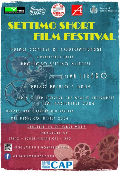 Logo of Settimo Short Film Festival