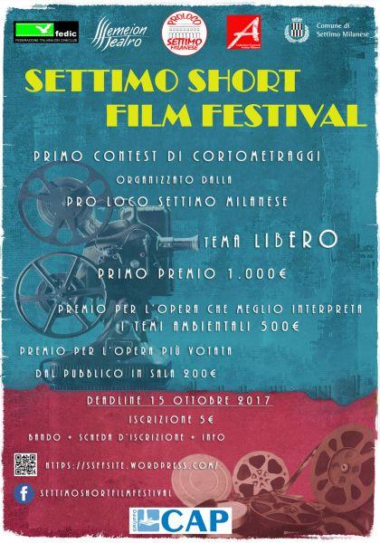 Logo of Settimo Short Film Festival