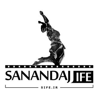 Logo of Sanandaj International Film Event