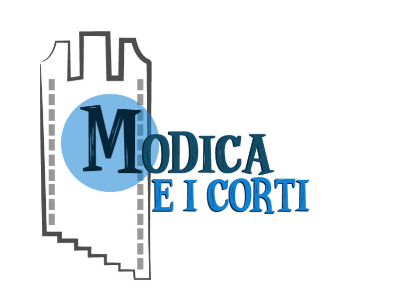 "Logo of Modica e i ""Corti"" Film Festival"