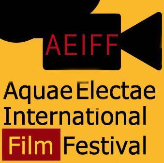 Logo of Aquae Electae Film festival