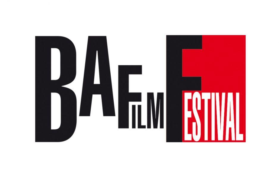Logo of B. A. Film Festival