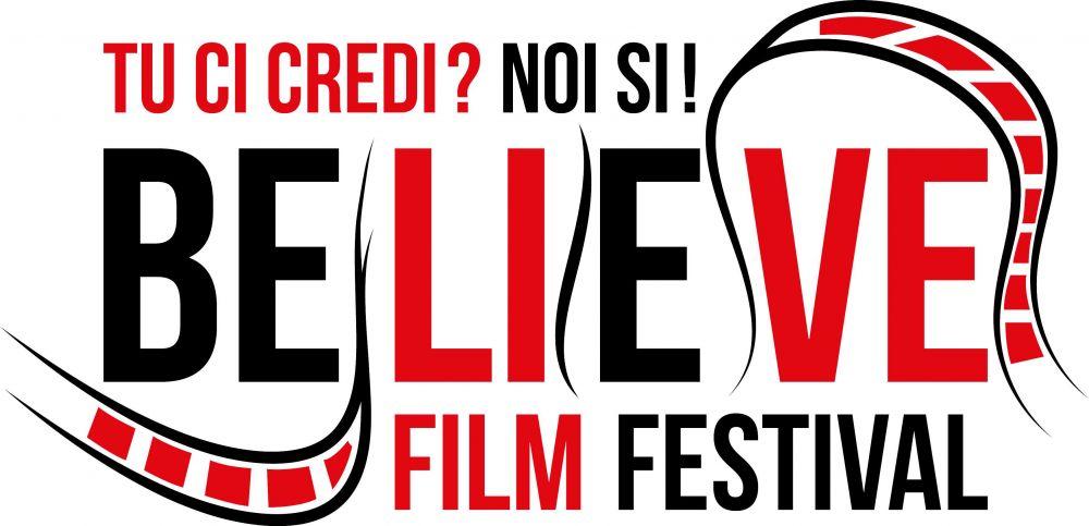 Logo of Believe Film Festival