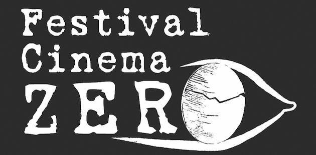 Logo of Festival CinemaZERO 2019