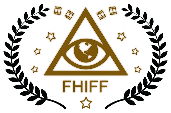 Logo of First Hermetic International Film Festival