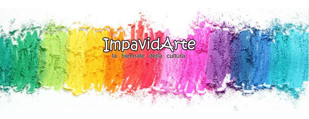Logo of IMPAVIDARTE - la biennale della cultura 2018-2019
