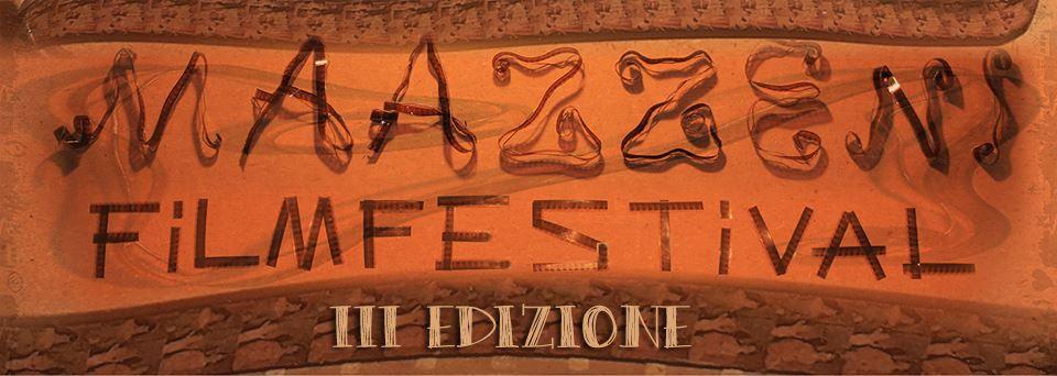 Logo of Maazzeni Film Festival
