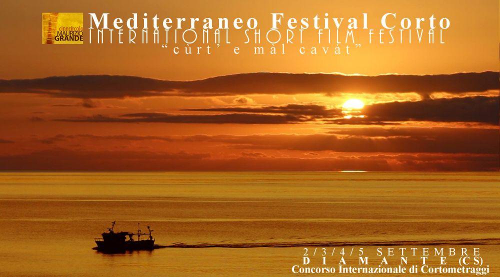 Logo of MEDITERRANEO FESTIVAL CORTO - 11 EDIZIONE 2021