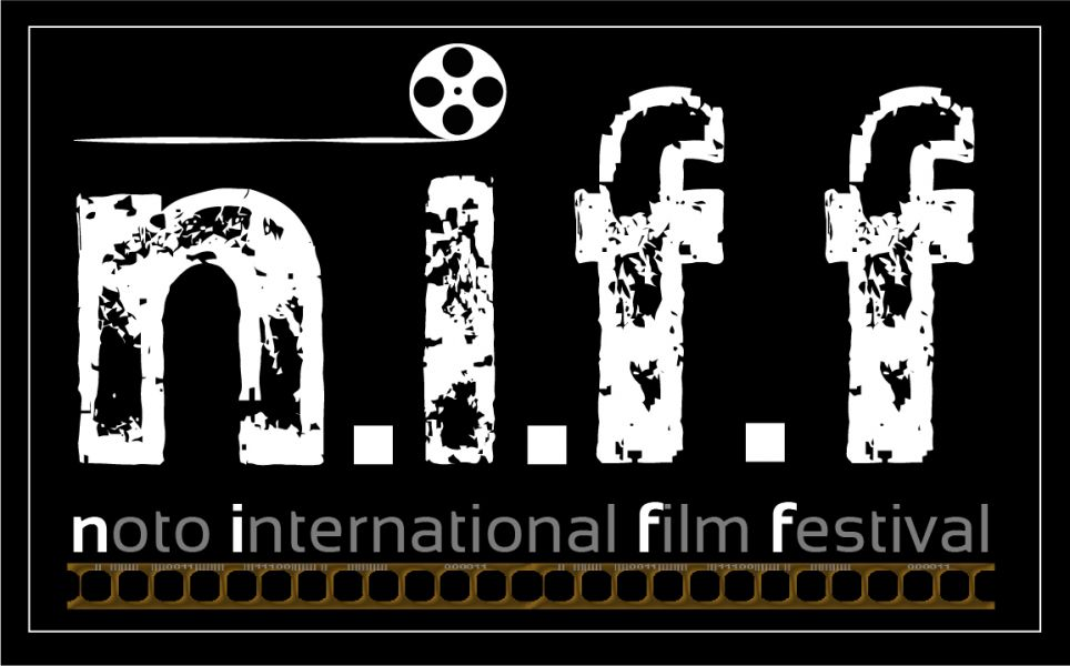 Logo of N.I.F.F. Noto International Film Festival