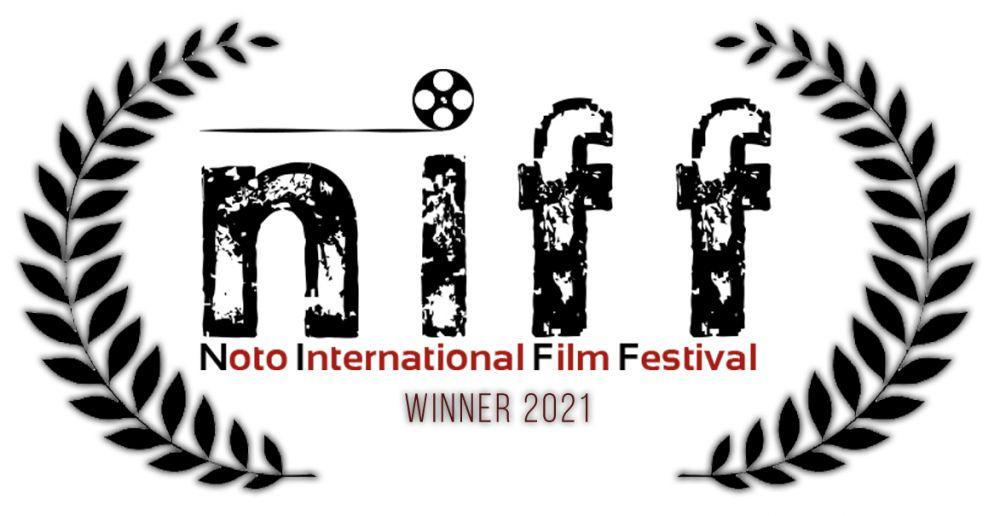 Logo of NIFF - Noto International Film Festival