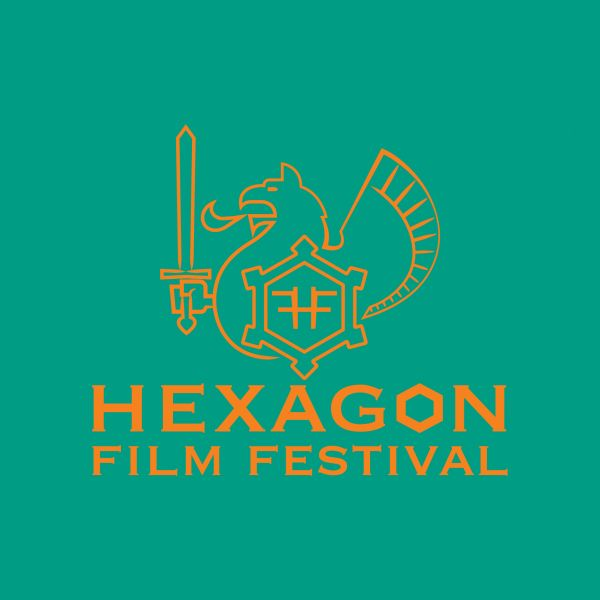 Logo of Hexagon Film Festival 2021