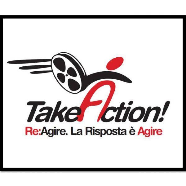 Logo of TAKE... ACTION! Concorso per videmaker solidali con AIL