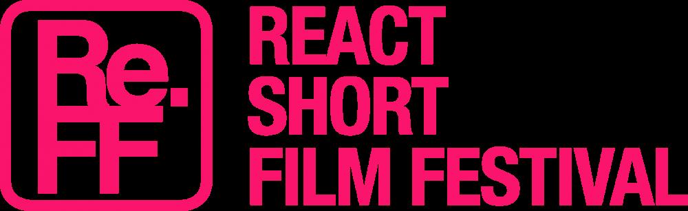 Logo of React Short Film Festival