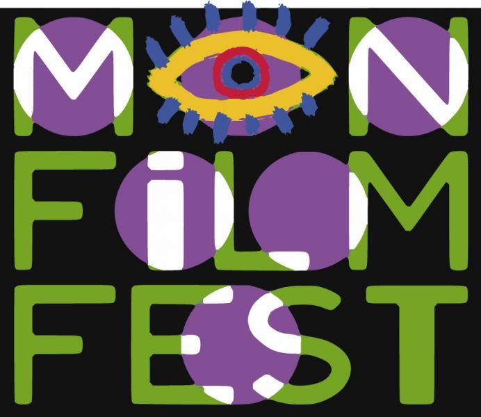 Logo of MonFilmFest, Giochi di Cinema Senza Frontiere