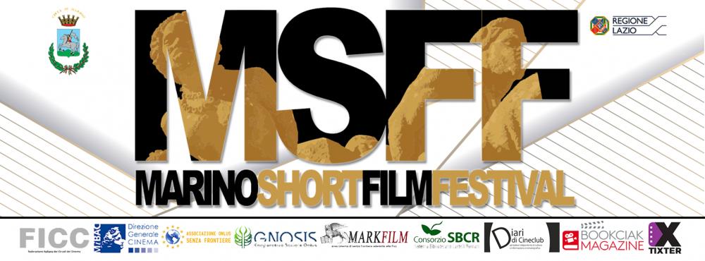 Logo of MARINO SHORT FILM FESTIVAL 2020
