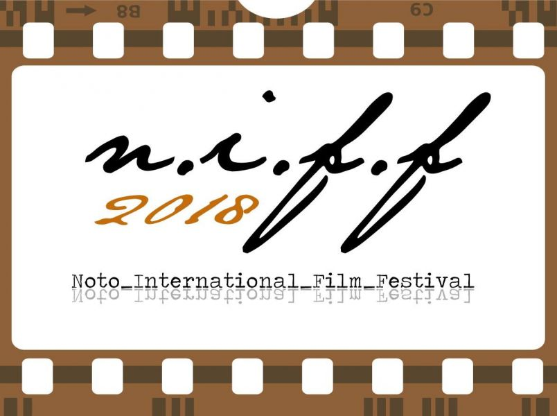 Logo of N.I.F.F. - Noto International Film Festival 2018